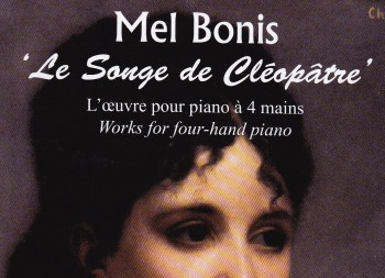 Mel Bonis Claudine Simon Laurent Martin piano