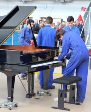 performance piano machines indus