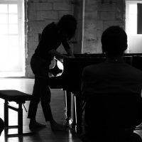 piano machine claudine simon